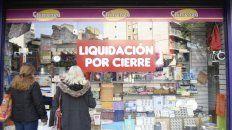 Chimenea. El negocio ubicado en San Luis e Italia anunció hace pocos días una liquidación por cierre.