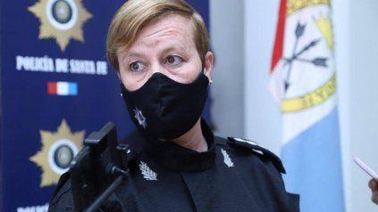 Emilce Chimenti, la jefe de Policía provincial, anticipó que se reabrirán seccionales que fueron cerradas por la gestión socialista.