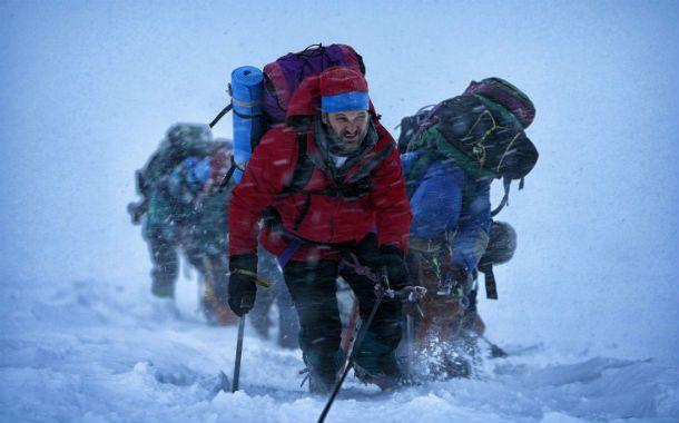 La expedición a la montaña más alta del mundo.