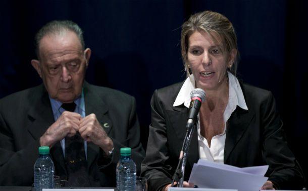 Arroyo Salgado fue categórica al afirmar que a su ex marido Alberto Nisman lo mataron.