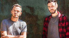 Canción de autor. Lolo Lucian e Ismael Torres tocan a dúo en su primer show presencial el sábado en el teatro de Lavardén.
