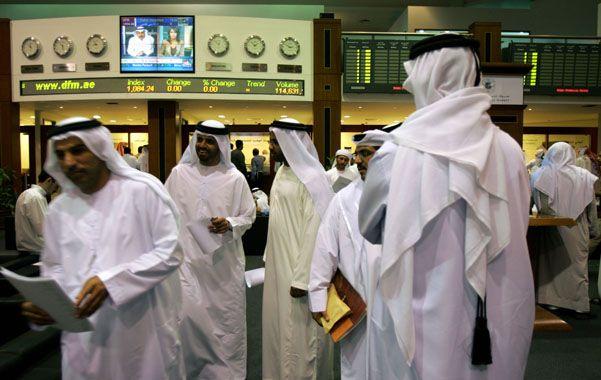 Sin mujeres. El mercado financiero de Dubai