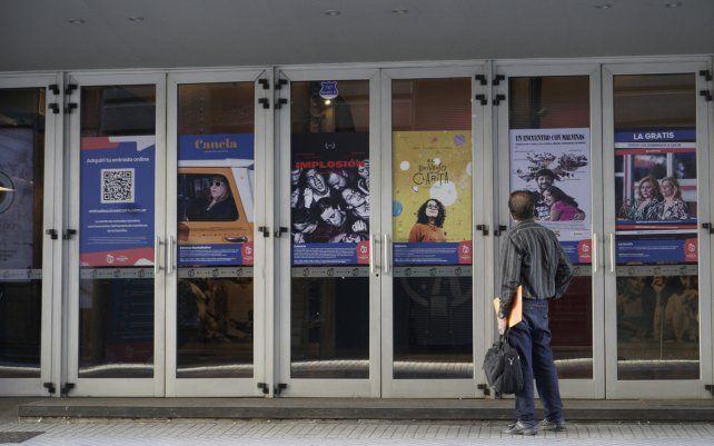 Los cines podrán reabrir sus puertas.