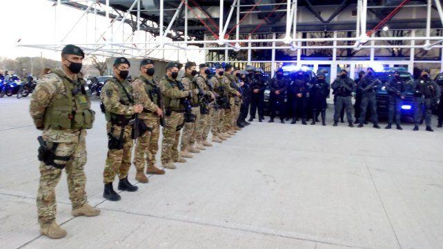 Seguridad instalará comandos policiales operativos en distintos puntos de Rosario
