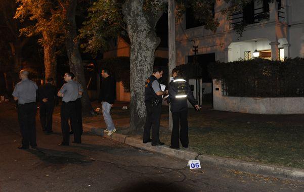 En octubre pasado el gobernador Bonfatti sufrió un atentado a balazos mientras estaba en su casa de Alberdi.