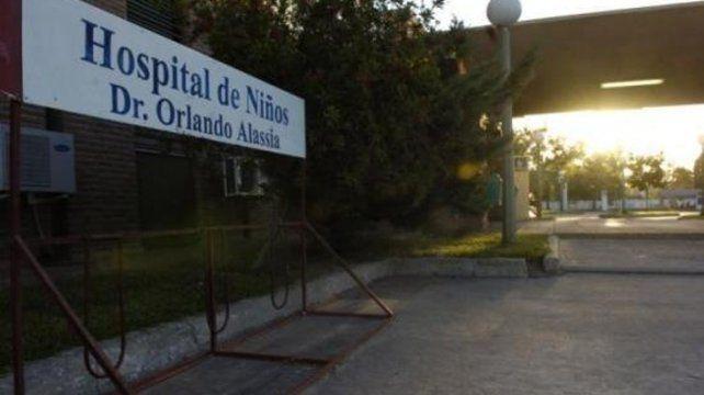 El hospital de niños Orlando Alassia