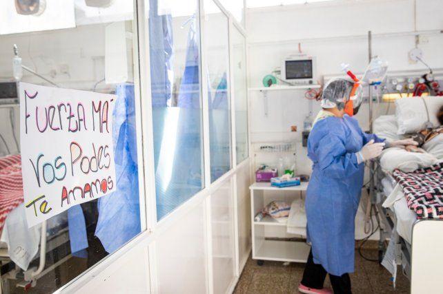DIFÍCIL SITUACIÓN: El número de camas de terapia intensiva disponibles es escaso en todo el departamento Rosario.