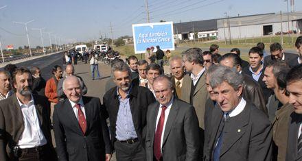 Lifschitz celebró la posibilidad de un cuarto carril en la avenida Circunvalación