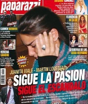 Juana Viale Vs. Revista Paparazzi: La Carta Documento
