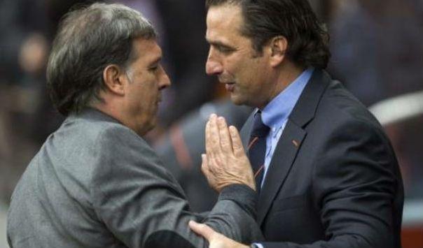 Martino y Pizzi están identificados a fuego con el fútbol rosarino