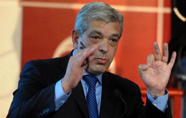 A la cancha. Julián Domínguez se propone representar la herencia peronista kirchnerista a partir del 2015.
