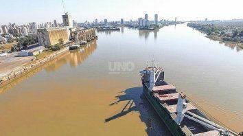 Un camión desde Santa Fe a Buenos Aires es más caro que el barco desde Buenos Aires a Dubai