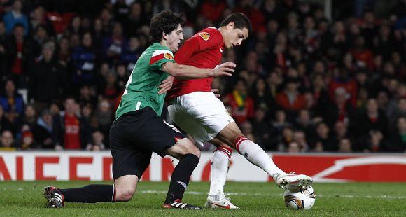 El Bilbao de Bielsa hizo historia en cancha de Manchester United