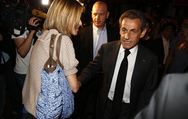 Indeseable. Sarkozy habría contado con una red de informantes en la Justicia.