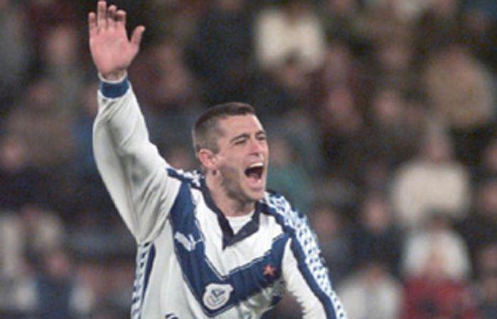 Patricio Camps anotó tres goles la última vez que Newells recibió cinco goles en contra.