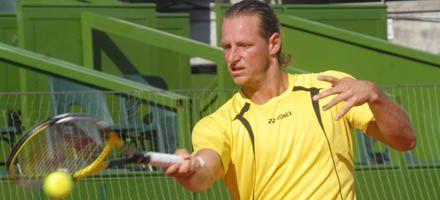 Nalbandian y Johansson abren la serie de Copa Davis