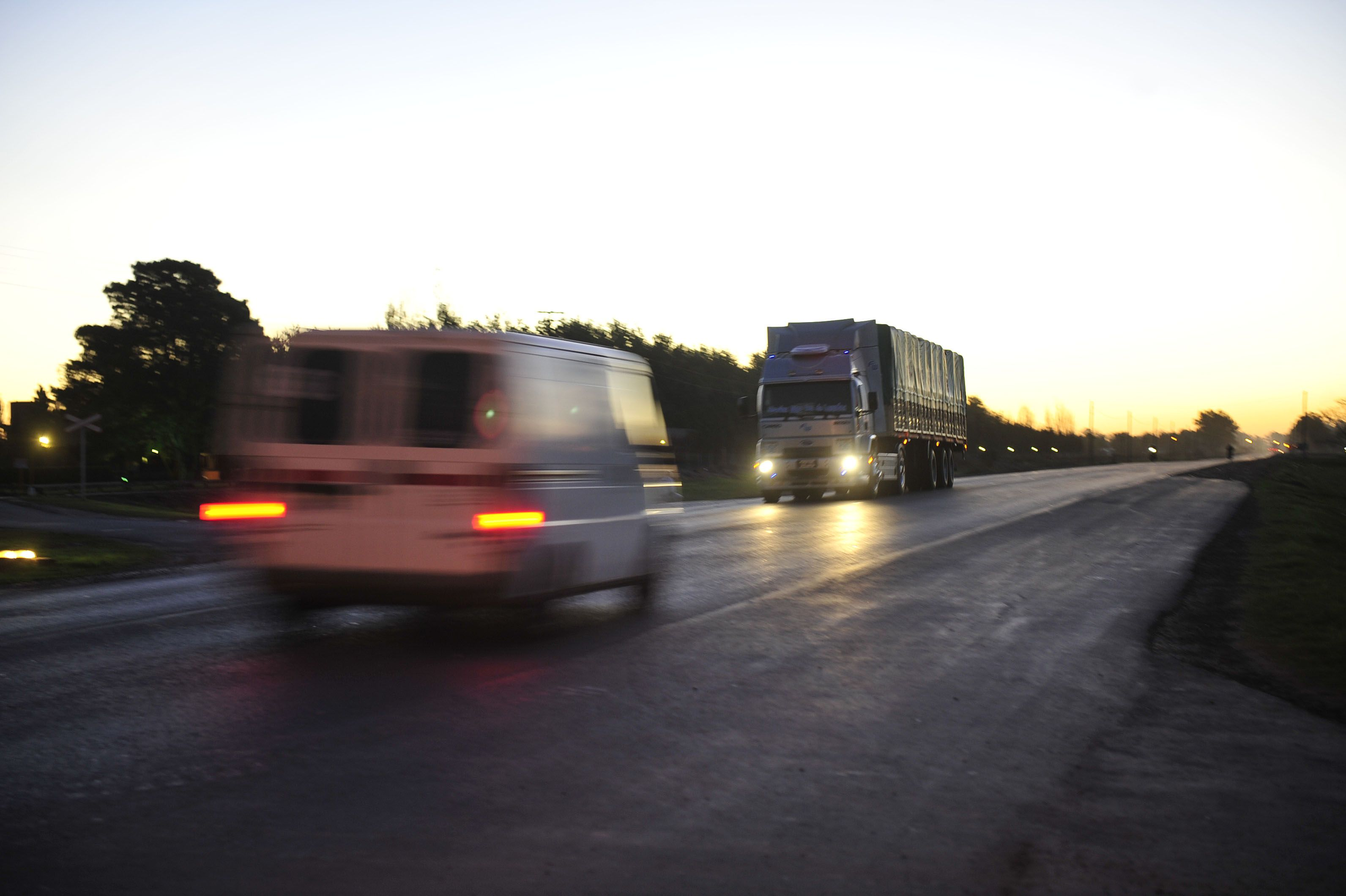 El accidente se desencadenó esta madrugada en la ruta 34