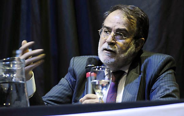 """El economista observó que el gobierno """"avanzó en un camino muy inteligente"""". (Foto: S.Toriggino)"""