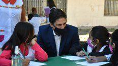 El ministro de Educación Nicolás Trotta dijo que hay que construir espacios seguros para recuperar la presencialidad que arrebató la pandemia.
