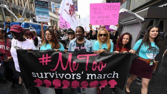 Unos 200 hombres poderosos perdieron su trabajo por el movimiento #MeToo