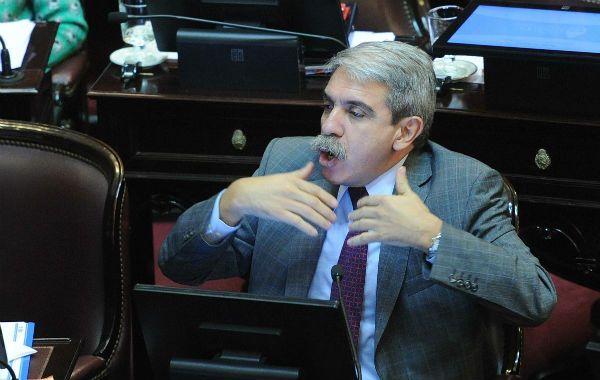 El diputado dijo que Lorenzetti tiene derecho a ser candidato