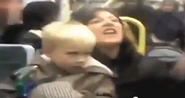 El exabrupto racista de una mujer en Londres es furor en la web