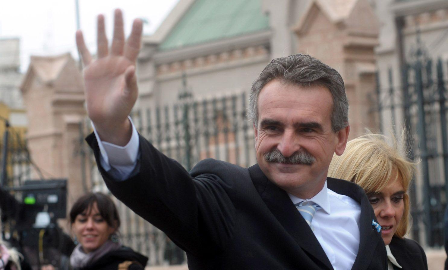 Al gabinete. Agustín Rossi asumirá el lunes en el Salón Blanco de la Rosada.