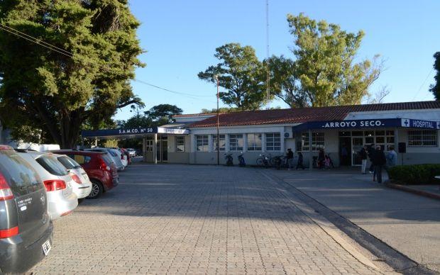 La víctima ingresó anoche al Hospital Nº 50 José de San Martín
