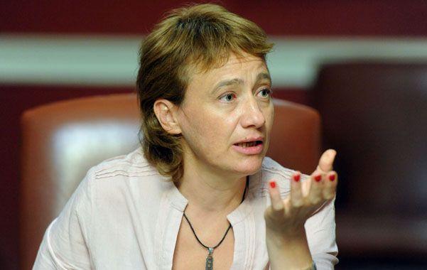 Urgente. Fabiana Ríos pidió una reunión del Consejo Económico Social.