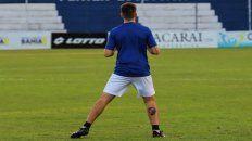 Exleproso. El defensor, de 24 años, jugó en la reserva de Newells y espera el choque de este martes con muchas expectativas.
