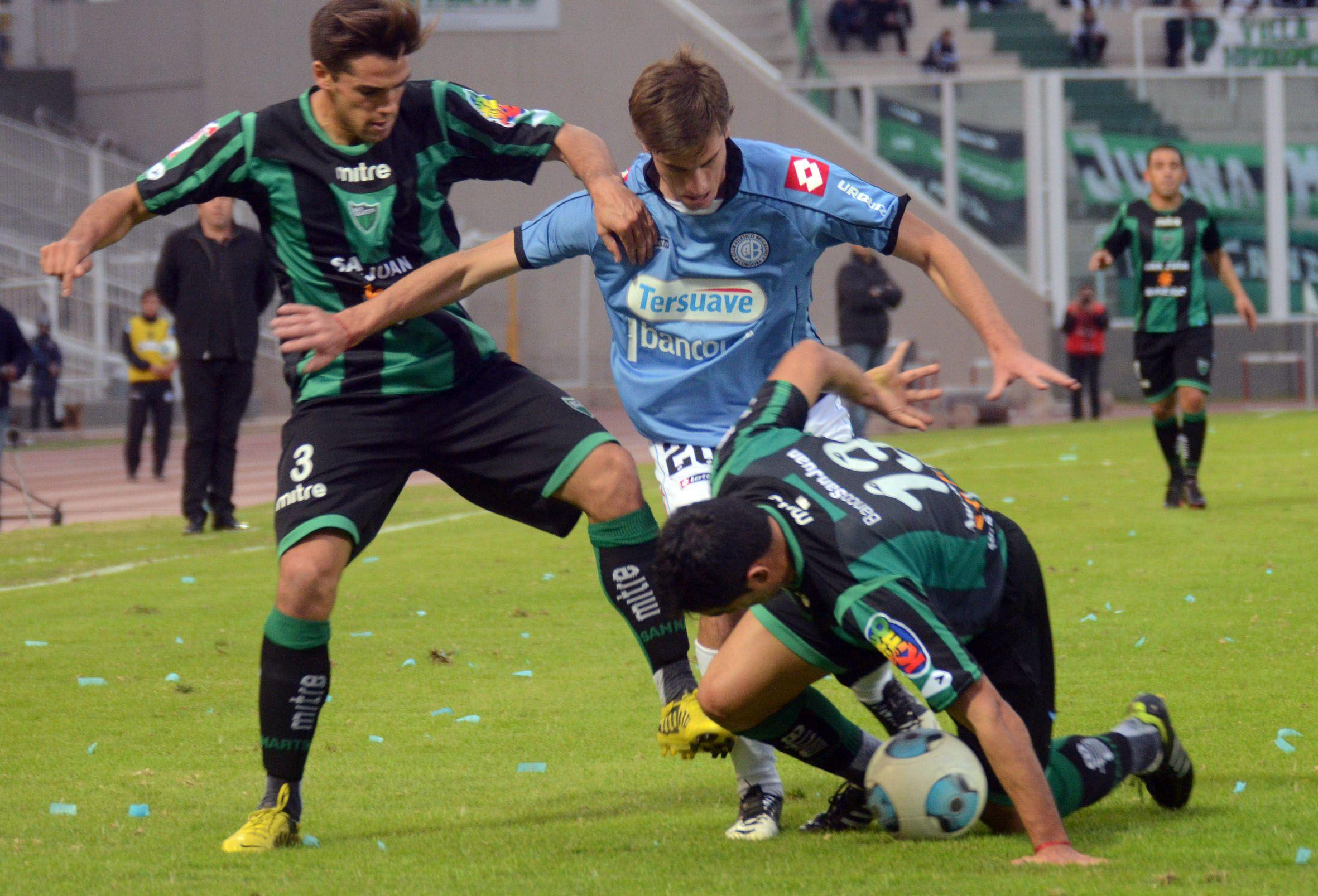 San Martín le ganó a Belgrano y se ilusiona con evitar el descenso
