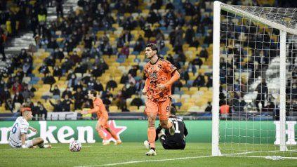 Juventus le ganó a Dinamo Kiev