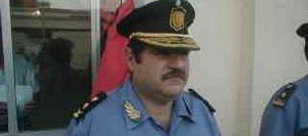 Franganillo cuando cumplía funciones en la Unidad Regional II. (Foto de archivo)