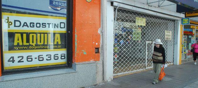 El conocido comerciante se mostró procupado por la actualidad de los alquileres en locales céntricos. (Foto: )