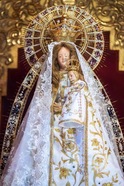 Historia de la Virgen del Rosario en nuestra ciudad