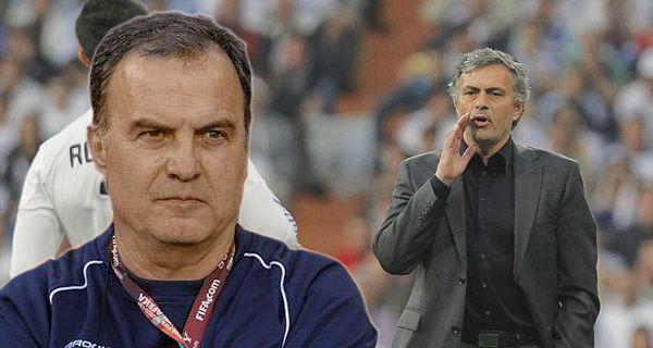 Marcelo Bielsa, candidato para reemplazar a Mourinho en Real Madrid