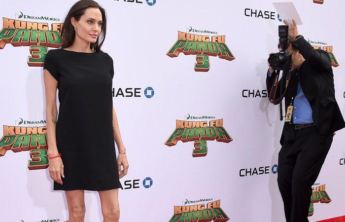 La extrema delgadez de Angelina Jolie vuelve a despertar sospechas