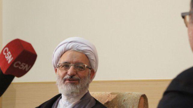 Rabbani es el principal acusado en el tema Amia.