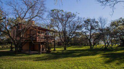 Con protocolos, las cabañas de la Costa siguen abiertas a los turistas