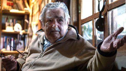 El ex presidente de Uruguay, José Pepe Mujica.