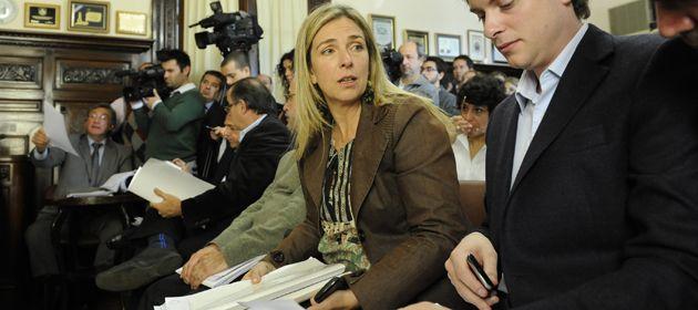 Schmuck dijo que buscan acompañar a los familiares con una declaración política. (Foto archivo: S.Salinas)