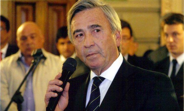 Biagioni viene desempeñándose como titular del organismo de control.