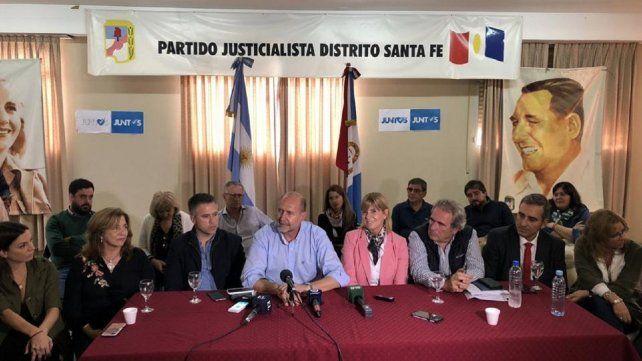 Los distintos espacios del PJ santafesino buscan consolidar la unidad de cara a unas elecciones clave.