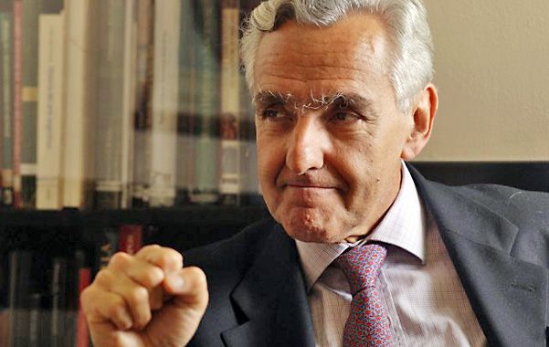 """""""La Casa Rosada siempre considera al gobernador de Buenos Aires como una amenaza""""."""