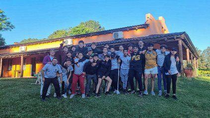 Aurora del Palmar: El club Tilcara y una exitosa gira