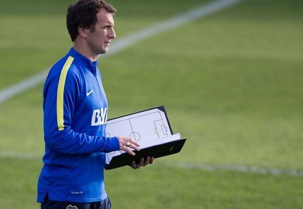 Los referentes del equipo le brindaron su respaldo para que continúe en su cargo.