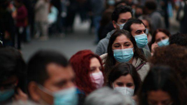 Con un descenso en la curva de contagios, Chile avanza hacia un mayor desconfinamiento