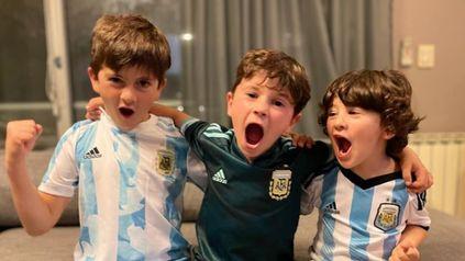 Lionel Messi contó cómo vivieron sus hijos la consagración en la Copa América