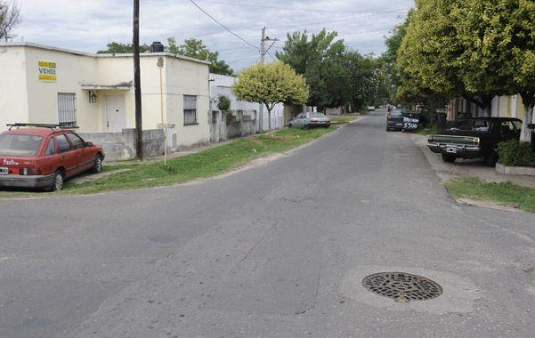 Escenario. Lugar donde Saucedo quiso esconderse y murió en un tiroteo.