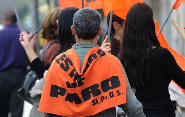 Siprus vuelve al paro el miércoles. (Foto: E. Rodríguez Moreno)